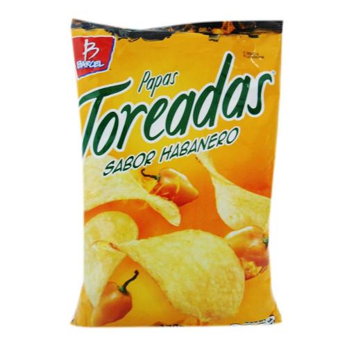 Chips Habaneras Toreadas Bag 30 x 31g