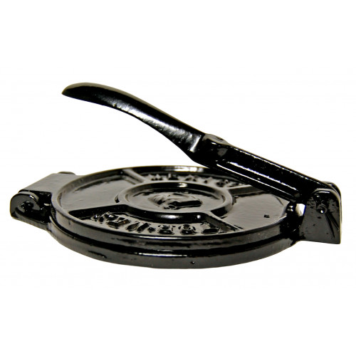 15cm Black Tortilla Press