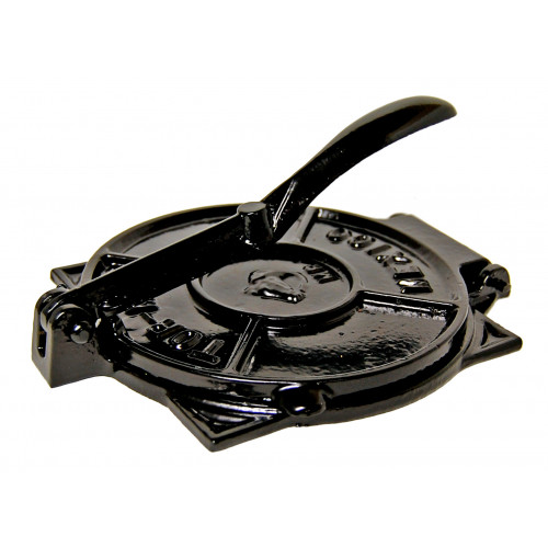 19cm Black Tortilla Press