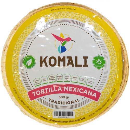 Komali Tradicional Tortilla 500g