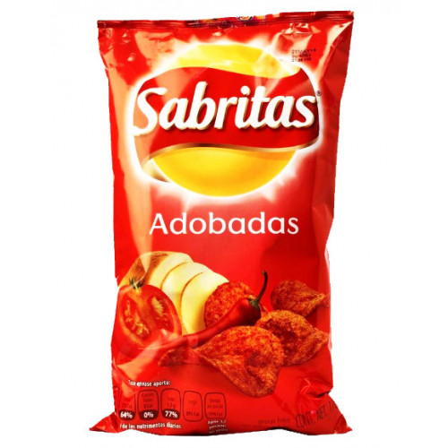 Papas Adobadas 42g