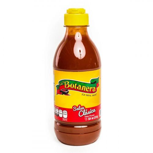 Botanero Salsa Clasica Hot Sauce 370g