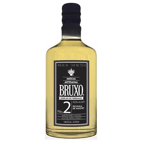 Bruxo No.2 Mezcal Joven 700ml