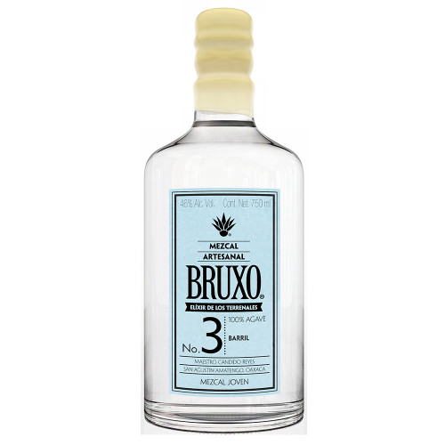 Bruxo No.3 Mezcal 700ml