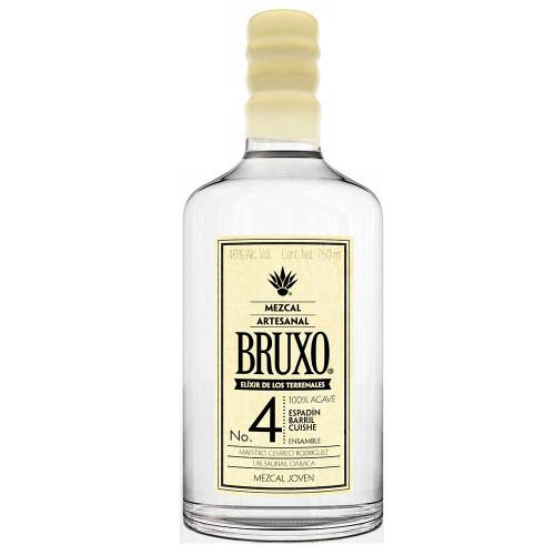 Bruxo No.4 Blend Mezcal 700ml
