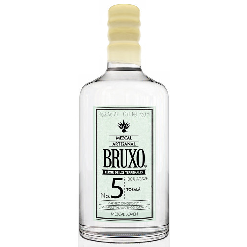 Bruxo No.5 Tobala Mezcal 700ml