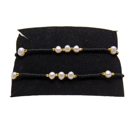Friendship Bracelets - Black