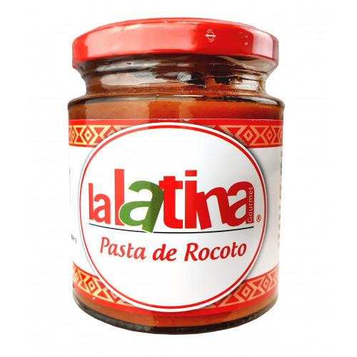 La Latina Pasta De Rocoto 24x225g Case