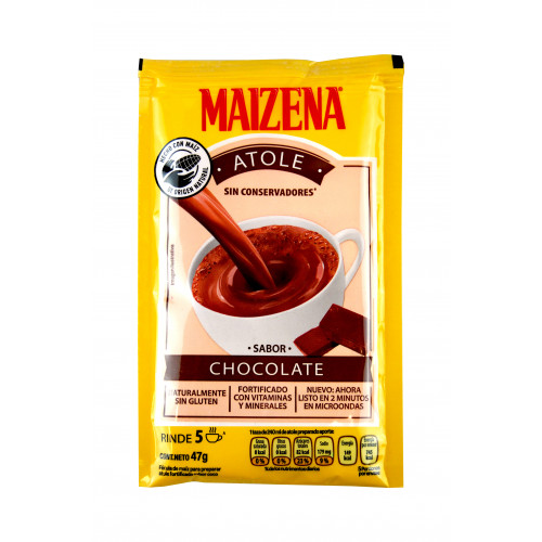 Maizena Chocolate 47g
