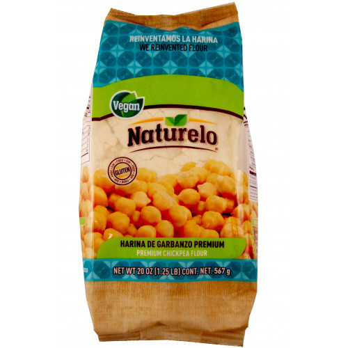 Naturelo Premium Chickpea Flour 3 for 2 offer
