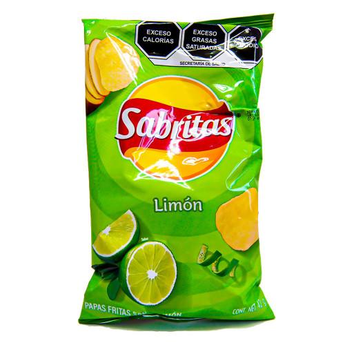 Sabritas Lime 42g