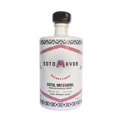 Sotol Sotomayor Excepcional Ensamble 750ml