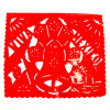 Papel Picado Independence (45 x 35 cm)