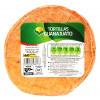 Pre Cut Guajillo Corn Tortilla for Frying 15cm 1kg
